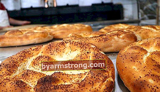 Ricetta e ingredienti della Ramadan Pita e come preparare la Ramadan Pita a casa?