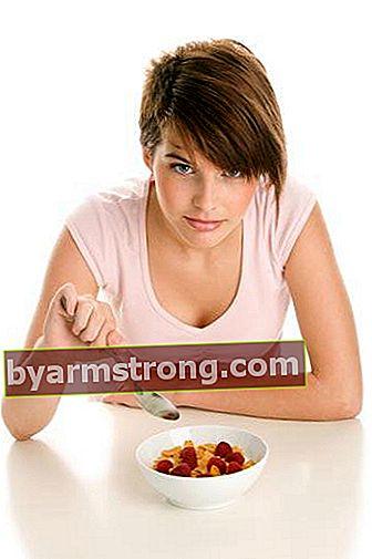 Cosa fare contro la perdita di appetito?