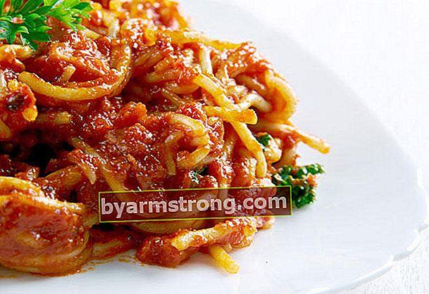 Ricetta salsa napoletana