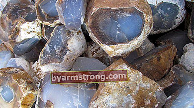 Cos'è la pietra di calcedonio, come viene creata? Quali sono le proprietà, il significato e i vantaggi della pietra calcedonio?
