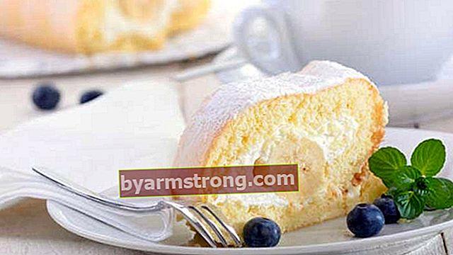 バナナロールケーキのレシピ-バナナロールケーキの作り方は?