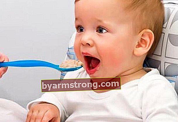 Come dovrebbe essere l'alimentazione di un bambino di 1 - 2 anni?
