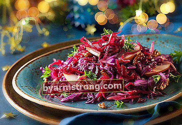 Resep Salad Kubis Merah
