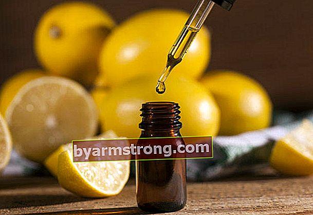 Apa kelebihan minyak kulit lemon?