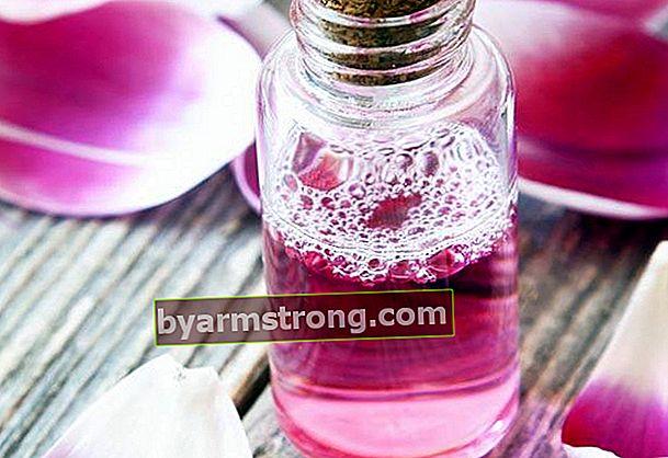 Come usare l'olio di rosa, a cosa serve?