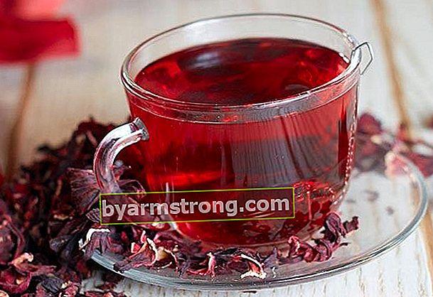 Bagaimana cara minum teh bunga raya untuk menurunkan berat badan?