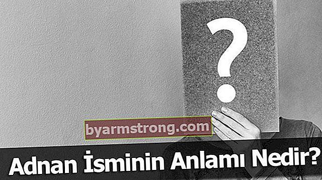 Qual è il significato del nome Adnan? Cosa significa Adnan, cosa significa?