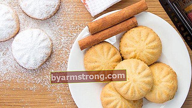 Ricette di biscotti facili - Tipi di biscotti
