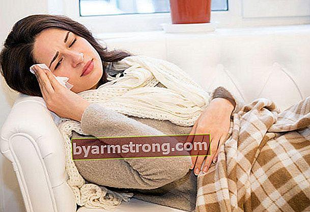 妊娠中にインフルエンザや風邪を引いた場合はどうすればよいですか?