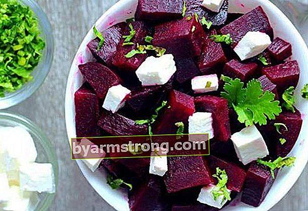 Resep salad bit merah