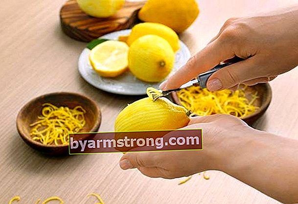 Miracolo della scorza di limone
