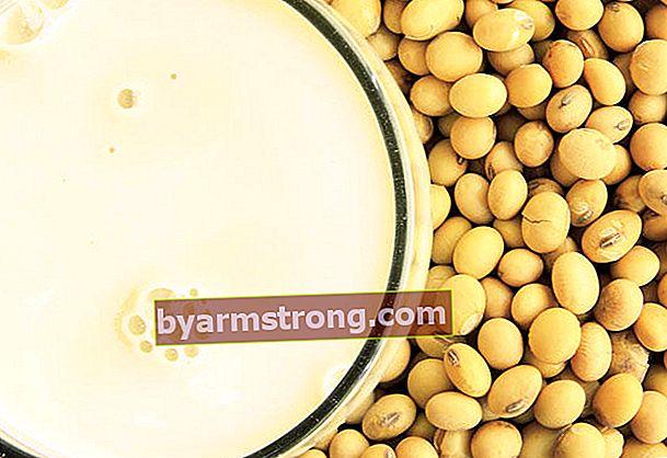 ประโยชน์ของนมถั่วเหลือง