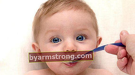 Suplemen nutrisi terbaik untuk bayi adalah sup tarhana