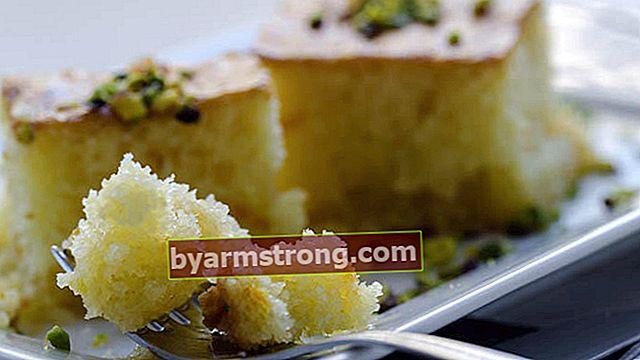 Ricetta dolce di semolino facile - Come preparare il dessert di semolino con sorbetto?
