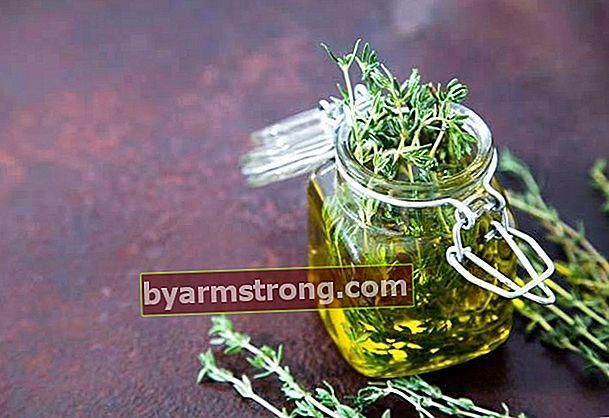 Benefici dell'olio di timo