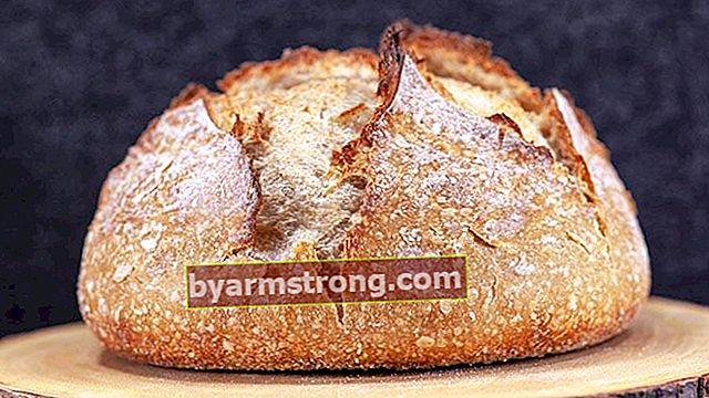 쉬운 빵 레시피-집에서 쉽게 빵을 만드는 방법?