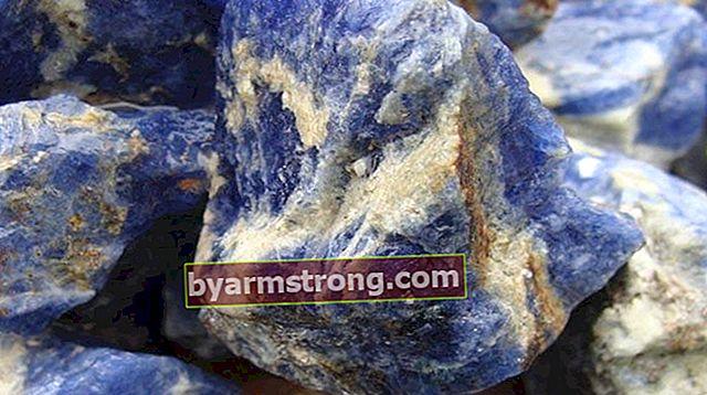 Apa itu Batu Sodalite, Bagaimana Ia Dicipta? Apakah Sifat, Makna Dan Kebaikan Batu Sodalite?