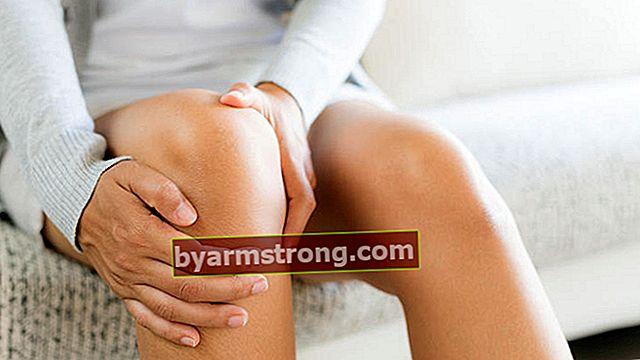 Attento al suono scoppiettante proveniente dalle ginocchia!