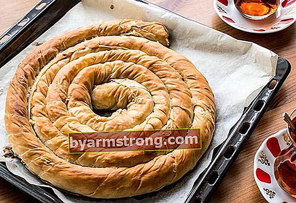 Ricetta della torta bosniaca con carne macinata