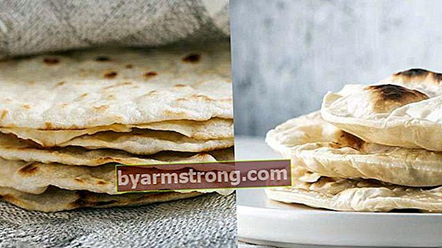 สูตร lavash โฮมเมด - วิธีทำ lavash ที่บ้าน?