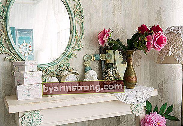 Apa teknik dekorasi cermin?