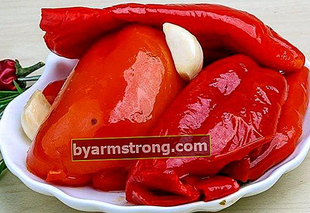 赤唐辛子のローストピクルスレシピ