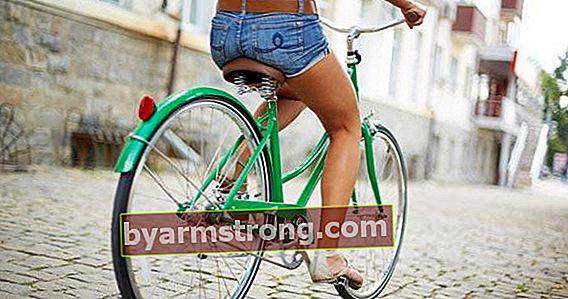 Mantieni la tua forma sulla bici