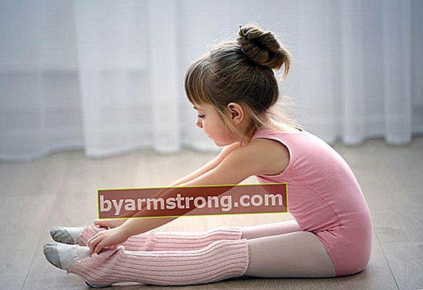 Il pericolo che attende i bambini che fanno balletto