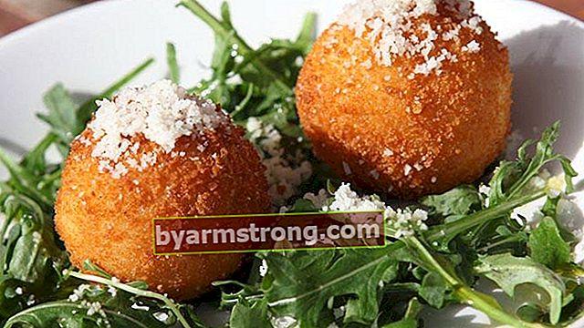 Ricetta degli arancini (polpette di risotto) - Come si fanno gli arancini?