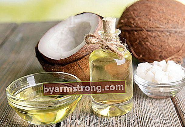 I danni dell'olio di cocco