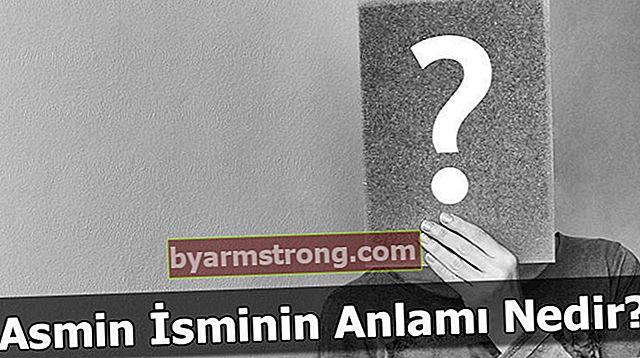 Qual è il significato del nome Asmin? Cosa significa Asmin, cosa significa?