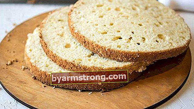 Come fare un pan di spagna?