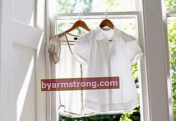 Metodi di rimozione delle macchie dai vestiti bianchi