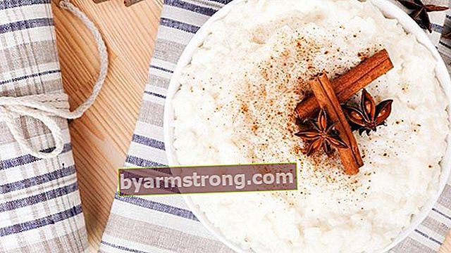 Ricetta facile del budino di riso - Come preparare il budino di riso?