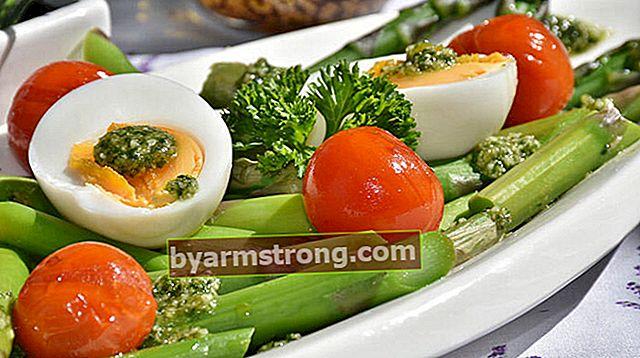 Come cucinare gli asparagi? Come cucinare gli asparagi con l'olio d'oliva?