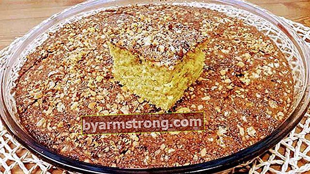 コーンミールフレーバー:Gülütケーキ