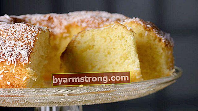 世界で最も柔らかいケーキ:Bizcochoレシピ