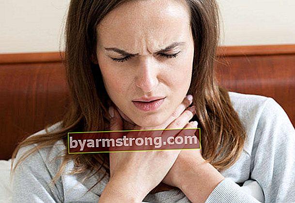 Sintomi e trattamento delle malattie della tiroide