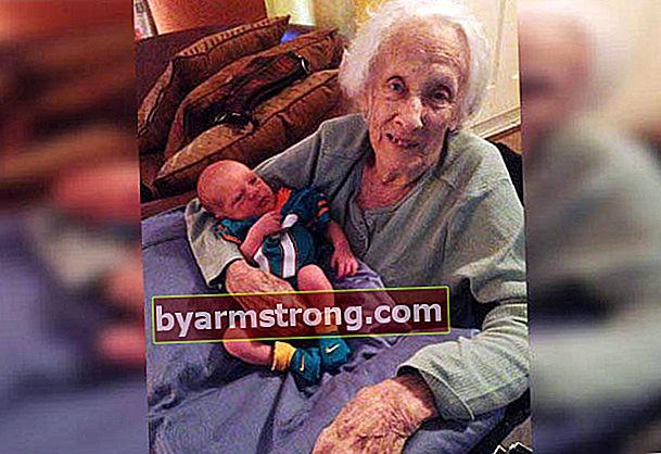 Ha partorito all'età di 101 anni