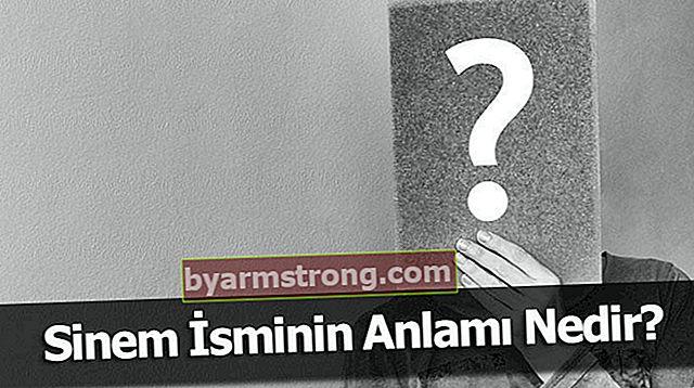 Apa Arti Nama Sinem? Apa Makna Sinem, Apa Artinya?