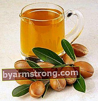 Petua untuk menggunakan minyak argan