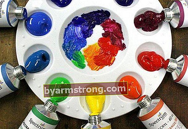 Cos'è la vernice acrilica?