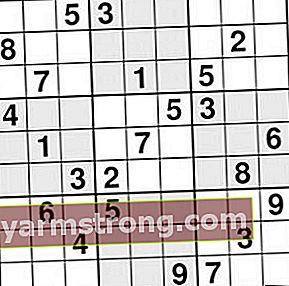 Il sudoku più difficile