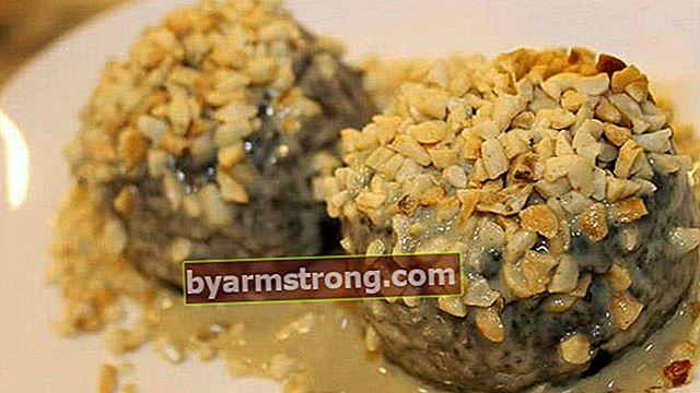 Resep khusus untuk Thrace: makanan penutup Hayrabolu