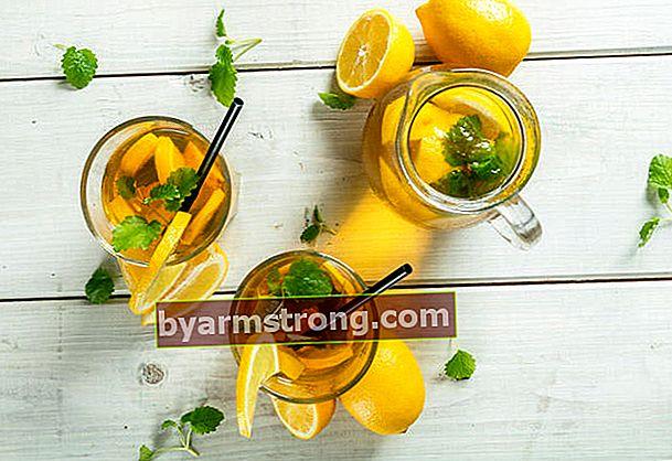 Resep lemon mint (Bagaimana cara membuat lemon mint?)