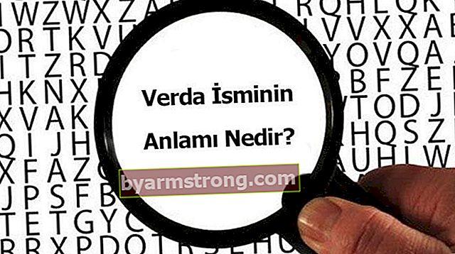 Apa Arti Nama Verda? Apa Makna Verda, Apa Artinya?