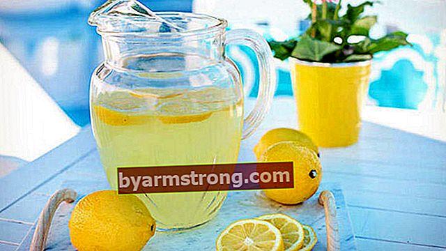 Resep limun bebas gula
