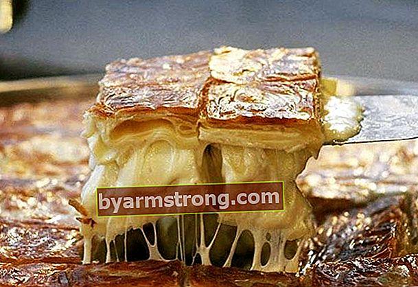 Bagaimana cara membuat Adana Pastry?