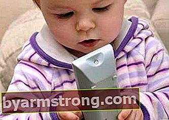 Bayi yang banyak menonton televisi berada dalam bahaya!