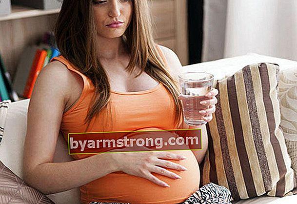 Cambiamenti negli ultimi 3 mesi di gravidanza